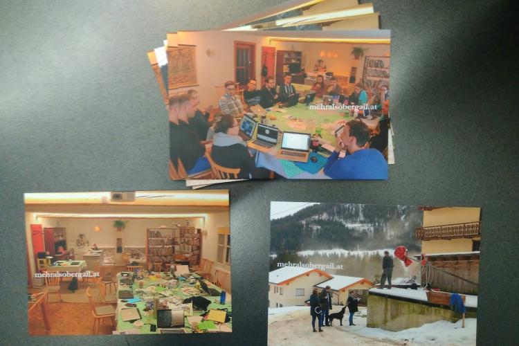 Obergaile Postkarten
