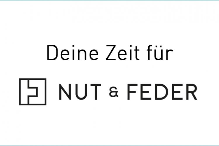 Zeitspende für NUT & FEDER